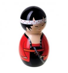 Kokeshi - stymulator łechtaczki masażer