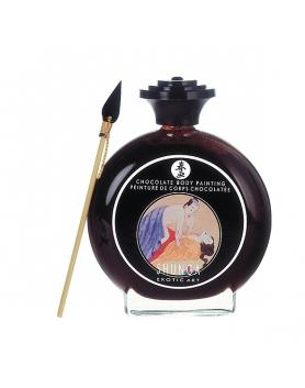 Shunga Bodypainting - czekoladowa farba do ciała