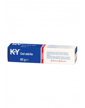 K-Y Cream 82g - sterylny żel na bazie wody