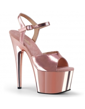 Pleaser ADORE-708 Rose Gold roz. 7