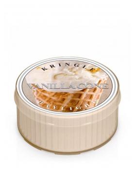 Kringle Candle daylight Vanilla Cone