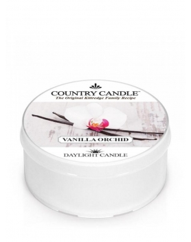 Country Candle daylight Vanilla Orchid