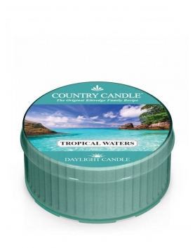 Country Candle daylight Tropical Waters
