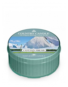 Country Candle daylight Cotton Fresh