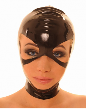 Maska lateksowa bez zamka 4522