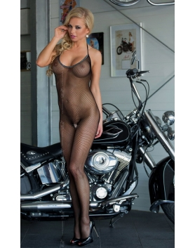 Softline Fishnet - bodystocking