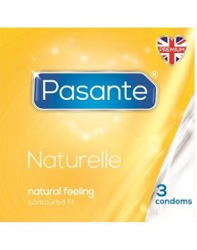 Pasante Naturelle 3szt