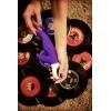 Fun Factory Lady Bi wibrator króliczek fioletowy