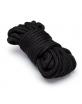 Sznur BDSM czarny 10m