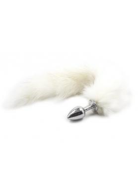 Lisia kita - biała