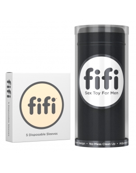 FIFI leather - rewolucyjny masturbator