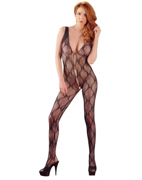 Lace Catsuit - bodystocking