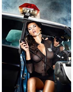 Baci - kostium policjantki S/M