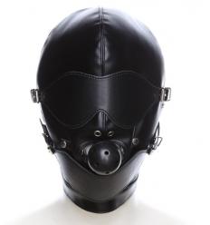 Maska z odpinanymi elementami