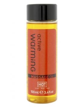 HOT Warming - olejek do masażu rozgrzewający