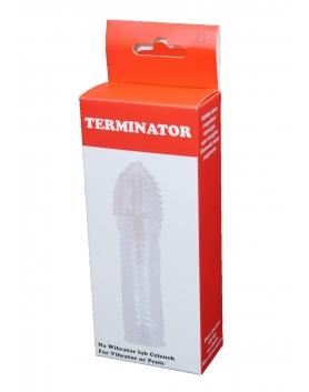 Terminator - nakładka żelowa
