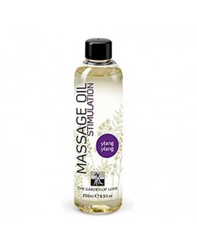 Shiatsu ylang-ylang - luksusowy olejek do masażu 250ml