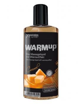 Warm Up Caramel - całuśny olejek do masażu