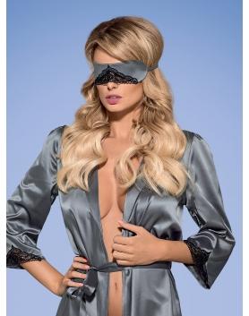 Obsessive Satinia maska szara
