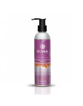 Dona - Balsam do masażu z feromonami Tropical Tease
