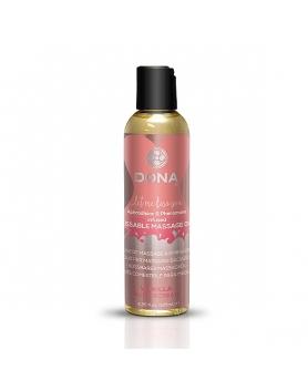 Dona - jadalny olejek do masażu wanilia