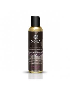 Dona - jadalny olejek do masażu czekolada